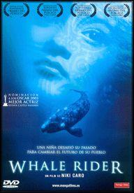 Whale Rider (2002) Nova Zelanda. Dir.: Niki Caro. Drama. Vida rural. Antropoloxía – DVD CINE 1753