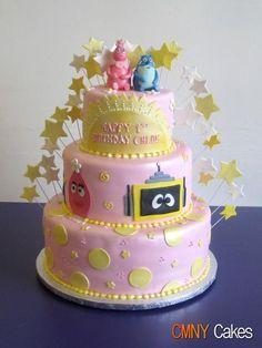 cute cake - yo gabba gabba!