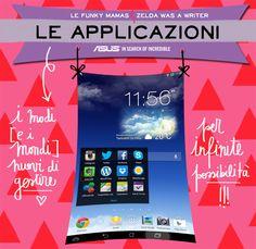 Blog: le app