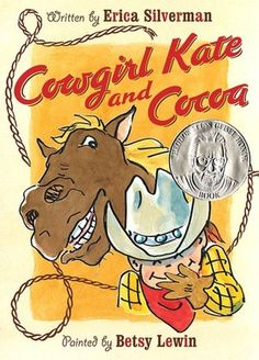 Cowgirl Kate and Cocoa  2nd 3rd text exemplar