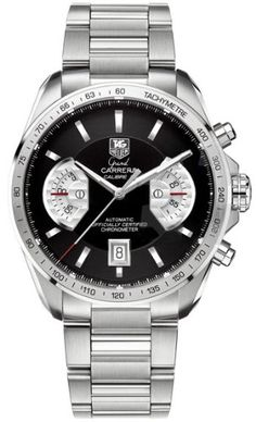 TAG Heuer Men's CAV511A.BA0902 Grand Carrera Chronograph Calibre 17 RS Watch $6600