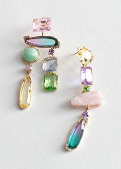 Jewelry Box, Jewelry Accessories, Jewelry Design, Jewelry Making, Unique Jewelry, Statement Earrings, Women's Earrings, Bidermann, Owl Pendant