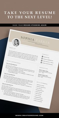 Outstanding professional resume template that will help to get the job of your dreams faster! Easy to customize on Word and Apple Pages. Designed by an experienced CreatedResume team these resume templates will catch an eye and help you outstand from the others. #resume #resumetemplate #modernresume #resumeformat #resumedesign #resumetips #createdresume #cv #cvtemplate Resume Format Examples, Good Resume Examples, Resume Skills, Resume Tips, Modern Cv Template, Communication Problems, Functional Resume, Manager Resume, Problem Solving Skills