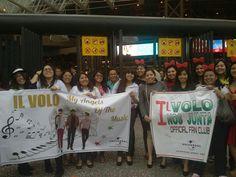 Ya casi 6 meses de ese día tan especial #IVMAM #IlVolovers #IlVolo #Fan #Club #México #Official #SomosAmor #AuditorioNacional 8 de Octubre 2013
