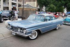 1959 Oldsmobile 98 4-Door Sedan