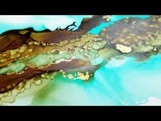 36] ALCOHOL INK : Getting Started - INFO - DEMOS - How to Buy (Selecting Alcohol Inks) - YouTube