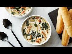 Copycat Olive Garden™ Zuppa Toscana Soup Recipe - Tablespoon.com