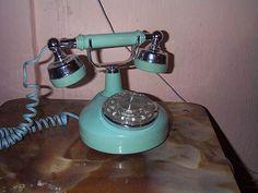 Telefono Antiguo De Disco 600