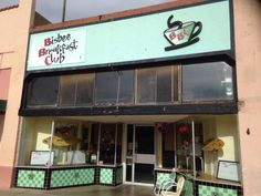 2. Bisbee Breakfast Club, Bisbee