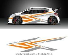 Citroen C2 006 side racing stripes graphics stickers decals vinyl GT