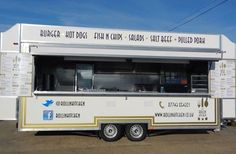 Beautiful multi-use catering trailer - Rolling Kitchen built for Wealdstone FC