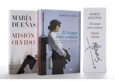 Estuche con libros de María Dueñas: http://www.ebay.es/itm/ESTUCHE-CON-LIBROS-DE-MAR-A-DUENAS-3-/261419604395?pt=LH_DefaultDomain_186&hash=item3cddd299ab