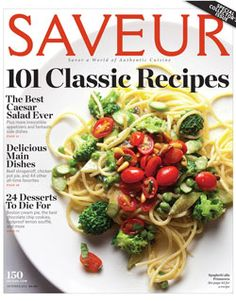 Its their anniversary.....see their gallery of 150 Classic Recipes - Photo Gallery - Photo 1 | SAVEUR.com