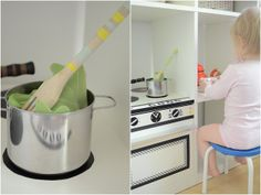 Expedit Kids Kitchen Hack