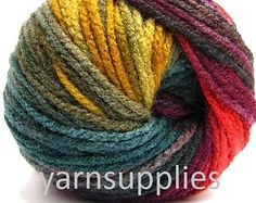 colorful knitting yarn / scarf yarn / shawl wrap yarn / crochet yarn / Alize yarn / acrylic yarn / wholesale yarn