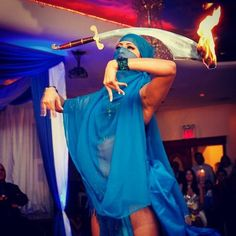 Fire belly dance #samanthadiaz #bellydance #sword