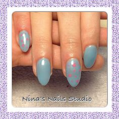 CND azure wish Cnd, Gel Nails, Nail Art, Painting, Beauty, Nail Gel, Gel Nail, Painting Art, Cosmetology