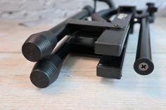 Violin Stand, Binoculars