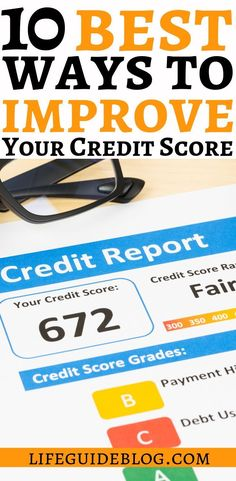 Credit scores are a complex and confusing topic for many people. This is due in part to the fact that most activities surrounding credit scores are not transparent or visible to consumers. Read The 10 Best Ways to Improve Your Credit Score! build c Building Credit Score, What Is Credit Score, Fix Your Credit, Build Credit, Improve Your Credit Score, Free Credit Repair, Credit Repair Companies, Paying Off Credit Cards, Financial Literacy