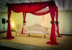 stage decoration for engagement - Google Search