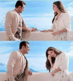 Bollywood Couples, Bollywood Girls, Bollywood Stars, Salman Katrina, Salman Khan Wallpapers, Katrina Kaif, Cute Couples, Big Big, Romantic