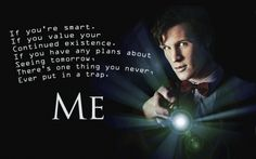 Eleventh Doctor Quote