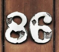Number 86