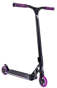 Grit Tremor Freestyle-Scooter schwarz schwarz