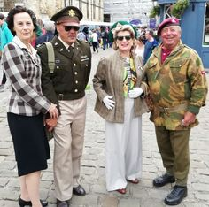 1940's Weekend at Lincoln Cathedral. Photo taken by Lynette Riley, 8/10/19
