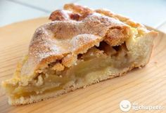 Apple Pie. Pastel de manzana
