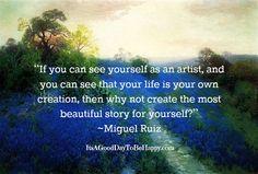Miguel Ruiz Quotes