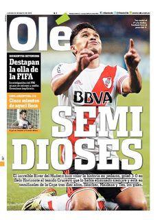 Diario Olé - Timeline Photos