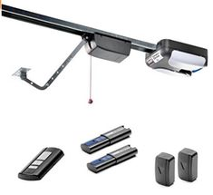 SOMMER 1052V000 Direct Drive 1.0 hp Quiet, Durable, and Strong Garage Door Opener New Homes, Quiet Garage Door Opener, Residential Garage Doors, Best Garage Doors, Building Materials, Building Ideas, Appliance Garage, Donkeys, Outdoor Gadgets