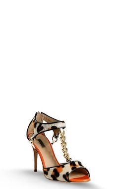 High-heeled sandals Women - Footwear Women on Just Cavalli Online Store
