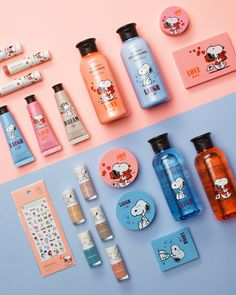 There's certainly no shortage of products to pick from. It's finest to pick the one that's made for your skin type. Here are some popular choices. Kawaii Makeup, Cute Makeup, Beauty Makeup, Cosmetic Packaging, Beauty Packaging, Makeup Package, Disney Makeup, Korean Products, Just Beauty