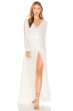 THE JETSET DIARIES La Isla Maxi Dress in Ivory | REVOLVE