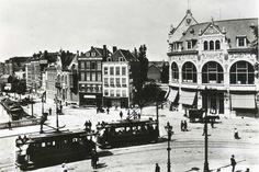 Hofplein Rotterdam (jaartal: 1930 tot 1940) - Foto's SERC