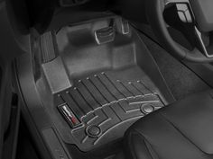 2015 Ford Fusion | WeatherTech FloorLiner custom fit car floor protection from mud, water, sand and salt. | WeatherTech.com