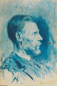 The Father of the Artist Pablo Picasso 1896