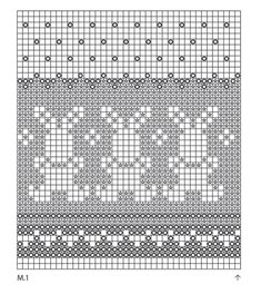 """Bunny Parade - Knitted DROPS pot holder with pattern for Easter in """"Paris"""". - Free pattern by DROPS Design Fair Isle Knitting Patterns, Fair Isle Pattern, Knitting Charts, Knitting Stitches, Free Knitting, Sock Knitting, Vintage Knitting, Cross Stitch Baby, Cross Stitch Embroidery"""