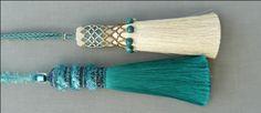handmade tassels