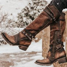 Cowgirl Boots, Riding Boots, Bootie Boots, Shoe Boots, Boho Shoes, Country Girls Outfits, Winter Shoes, Thing 1, Fashion Boots