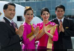 Thai Airways: TG     http://www.crewsociety.com/2373