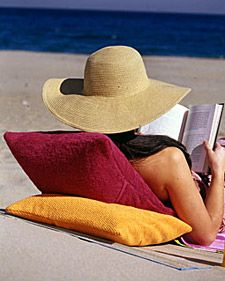 Sixty simple ways to kick back and relax this summer.