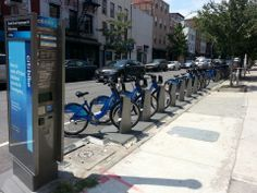 closest citibike station