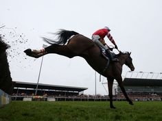 Boxing Day at Kempton sees Coneygree win with ease.