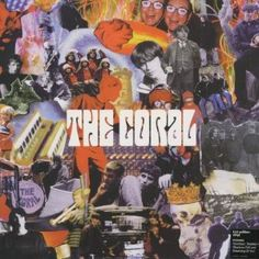 The Coral - The Coral 2002, Deltasonic. Not as expensive as it should be on vinyl (£15 on Discogs). Artwork by Scott Jones