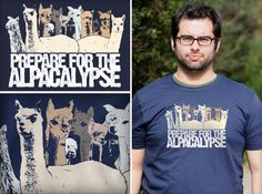 The Alpacalypse from TShirt Laundry