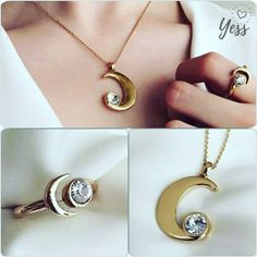 Washer Necklace, Nice Jewelry, Necklaces, Life, Gold Plating, Jewels, Accessories, Lady, Collar Necklace