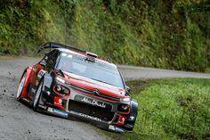Tour De Corse 2017   Citroen DS 3 WRC